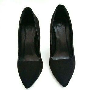 Charlotte Russe Size 6 Faux Suede Stiletto Heel
